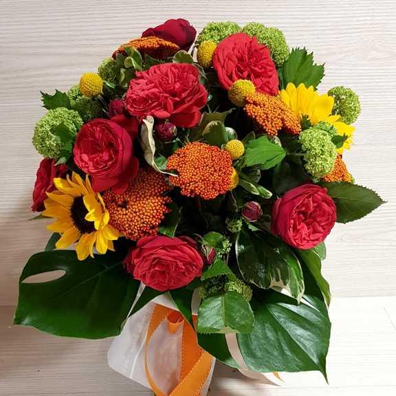 Fiori Domicilio.Bouquet Fiori Per Laurea Invio A Domicilio In Italia